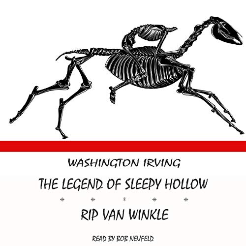 『The Legend of Sleepy Hollow and Rip Van Winkle』のカバーアート