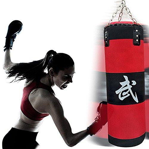 HCCX Saco De Arena De Boxeo 70 Cm Bolsa De Saco De...