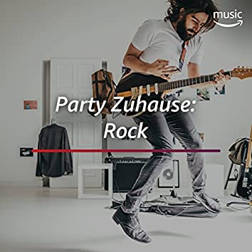 Party Zuhause: Rock
