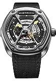 Dietrich lujo hombres reloj deportivo impermeable luminoso
