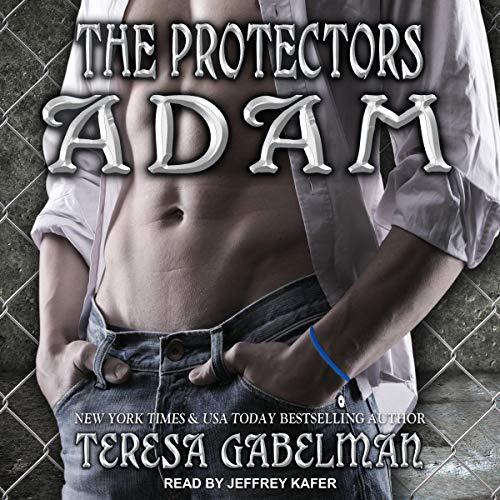 Adam audiobook cover art