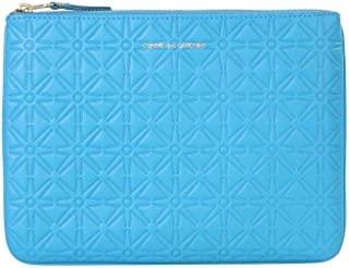 Luxury Fashion   Comme Des Garçons Womens SA510EALIGHTBLUE Light Blue Wallet   Spring Summer 20