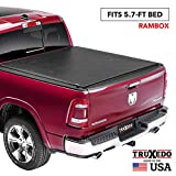 TruXedo Lo Pro Soft Roll Up Truck Bed Tonneau Cover | 544901 |...