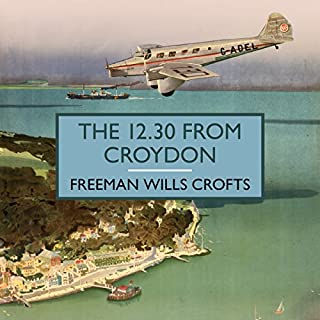 The 12.30 from Croydon audiobook cover art