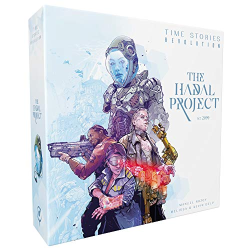 TIME Stories Revolution: The Hadal Project Board Game [Importación inglesa]