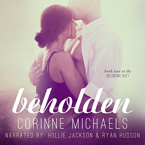 Beholden audiobook cover art
