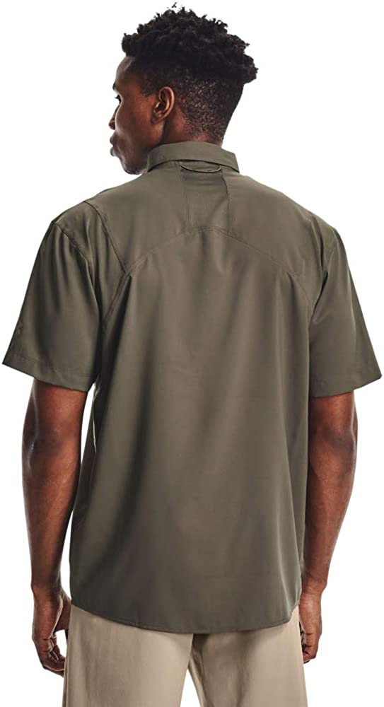 Under Armour Mens Tide Chaser 2.0 Fish Short-Sleeve T-Shirt