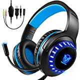 Bovon Compatible with Xbox One Headset Stereo...