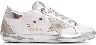 Golden Goose Mode De Luxe Femme GWF00102F00107510485 Blanc Cuir Baskets | Saison Permanent