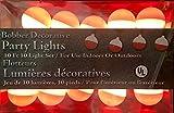 Christmas Tree Lights Fishing Bobbers Decoration Lights Fish Bobber Holiday Ornament Lights (10 Foot)