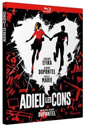 Adieu Les Cons [Blu-Ray]