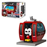 Funko 44442 Pop! Rides: Disney Skyliner And Mickey Mouse (Disney Exclusive) #70 …