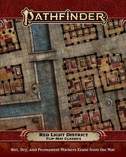 Pathfinder Flip-Mat Classics: Red Light District