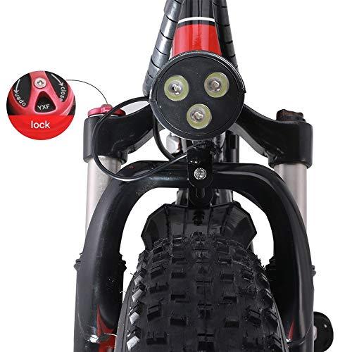 Shengmilo『ファットバイクMx01』