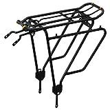 Ibera(イベラ) PakRak自転車用ツーリングキャリア プラス +より重いものをトップへ&サイドへの荷物のためのIB-RA4フレーム搭載