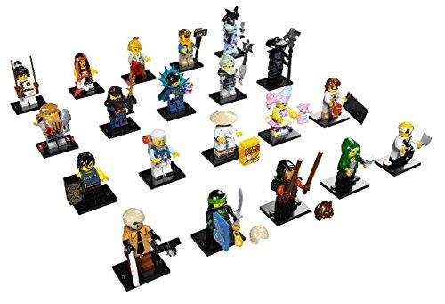 LEGO Ninjago Serie. Colección completa 20 minifiguras