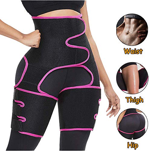 AVIDDA Waist Trainer for Women,Premium Waist Butt Lifter Shaper Thigh Trimmer Efficient shaping,Hip Enhancer Invisible Lift Shapewear for Workout,Fitness,Training