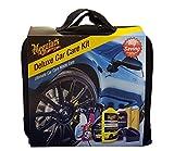 Meguiar's Deluxe Car Care Kit, DELKITEU, Car Cleaning Kit