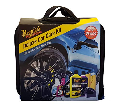 Meguiars DELKITEU Deluxe Car Care Kit Autopflegeset