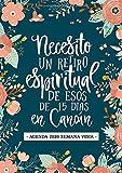 Necesito un retiro espiritual de esos de 15 días en Cancún: Agenda 2020 semana vista: Del 1 de enero de 2020 al 31 de diciembre de 2020: Diario, ... y mensual español: florales modernos 137-0