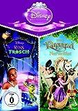 Küss den Frosch / Rapunzel - Neu verföhnt [Alemania] [DVD]