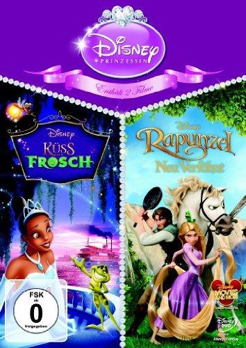 Küss den Frosch / Rapunzel - Neu verföhnt [2 DVDs]