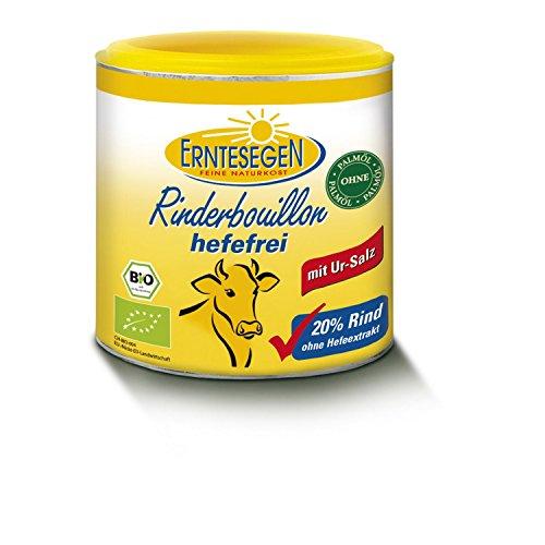 Erntesegen Rinderbouillon, hefefrei (120 g) - Bio
