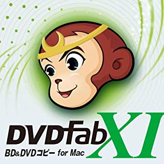 DVDFab XI BD&DVD コピー for Mac|ダウンロード版