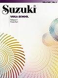 Suzuki Viola School Viola 2: Viola Part: VOL