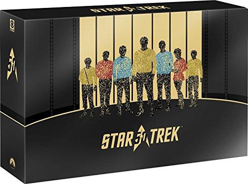 Star Trek: 50th Anniversary Limited Edition Box Set [Blu-ray]