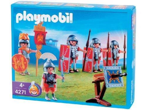 PLAYMOBIL 4271: Figuras de cinturón y legionarios