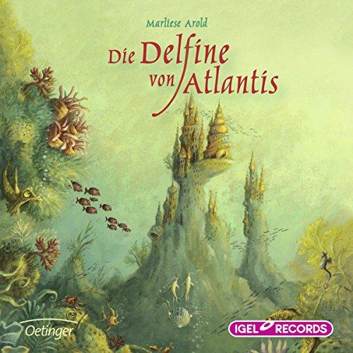 Die Delfine von Atlantis Titelbild