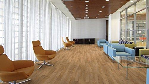Gerflor 30 [Artline] Wood - Ballerina Holzdekor Vinyl-Fußbodenbelag 0347 Designboden für den Objektbereich zum aufkleben - Paket 3,34m²