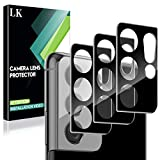 LK 3 Pack <span class='highlight'>Camera</span> Lens Screen Protector compatible with Samsung Galaxy S21 Ultra, High Definition Tempered Glass, Scratch Protective Film, Case Friendly