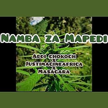 Namba Za Mapedi