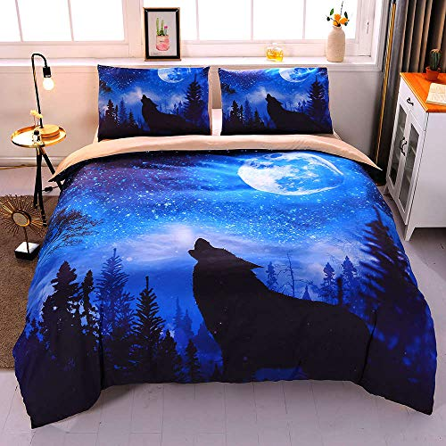 wolf bed sheets - 7