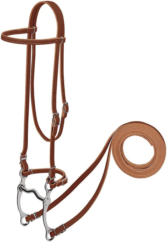 Challenge the lowest price of Japan Purchase Weaver Harness Leather Set Headstall Pony