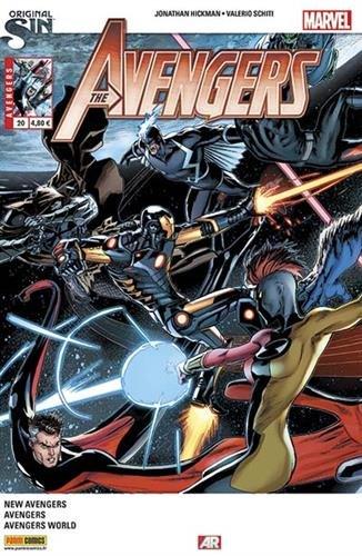 Avengers 2013 20 original sin
