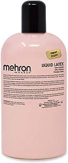 Mehron Makeup Liquid Latex (16 oz) (Light Flesh)