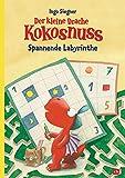Der kleine Drache Kokosnuss – Spannende Labyrinthe: Kinderbeschäftigung ab 5 Jahre
