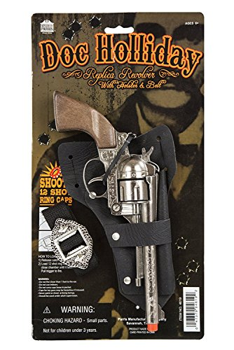 Product Image of the PARRIS CLASSIC QUALITY TOYS EST. 1936 Doc Holliday Holster Set