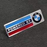 Powered By M Performance Emblem Decal For Bmw