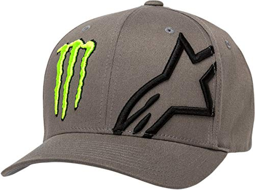 Alpinestars Monster Corp - Gorro (talla L/XL), color gris
