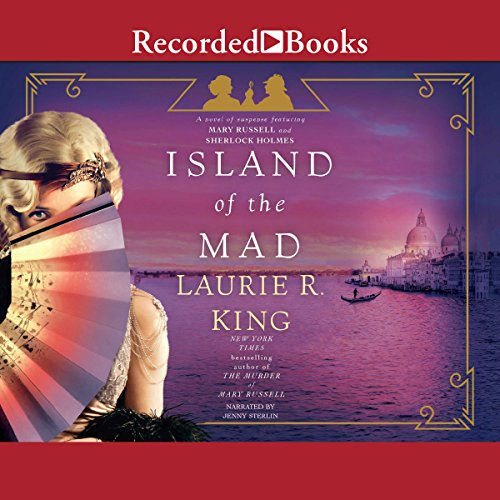 Island of the Mad audiobook cover art