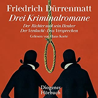 Drei Kriminalromane audiobook cover art
