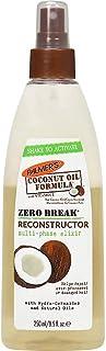 Palmer's Coconut Oil Zero Break Reconstructor By Palmers, 8.5 Ounce