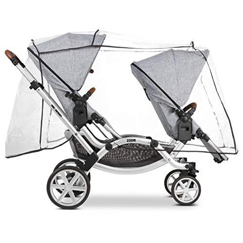 ABC DESIGN 983400 Raincover Zoom Canopy pluie, multicolore