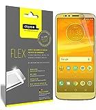 dipos I 3X Schutzfolie 100prozent kompatibel mit Motorola Moto E5 Plus Folie (Vollständige Bildschirmabdeckung) Bildschirmschutzfolie