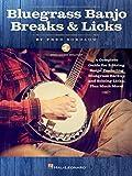 Bluegrass Banjo Breaks & Licks: Includes Downloadable Audio...