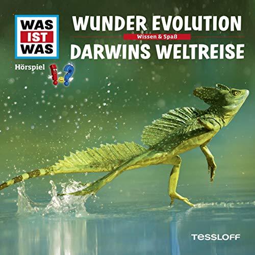 Wunder Evolution / Darwins Weltreise Titelbild
